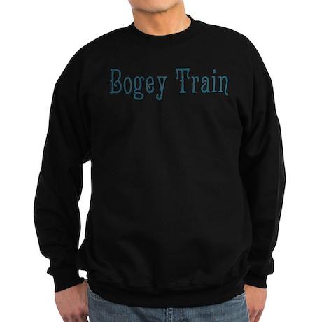 Bogey Train Sweatshirt (dark)