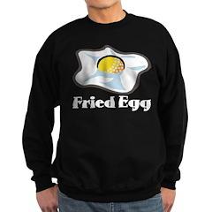 Fried Egg Sweatshirt (dark)