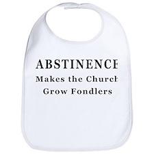 Abstinence Bib
