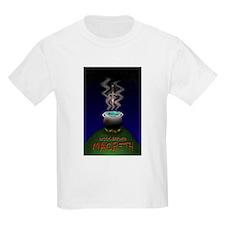 Shakespeare Quick-Brewed Macbeth Kids T-Shirt