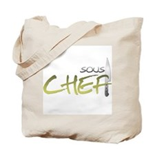 Yellow Sous Chef Tote Bag