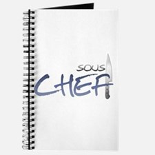 Blue Sous Chef Journal