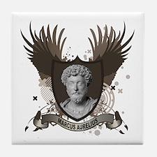 MARCUS AURELIUS Tile Coaster