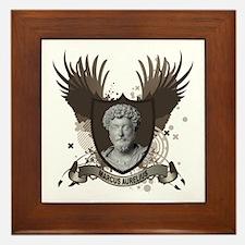 MARCUS AURELIUS Framed Tile