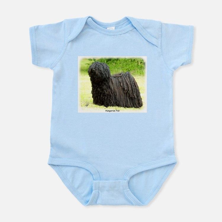 Puli 8W48D-03 Infant Bodysuit