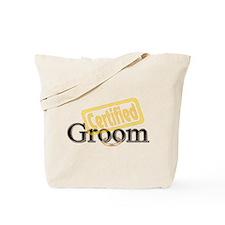 Certified Groom Tote Bag