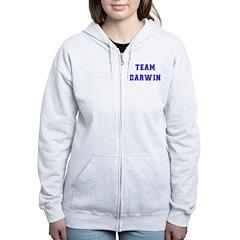 Team Darwin Zip Hoodie
