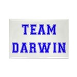 Team Darwin Rectangle Magnet (10 pack)