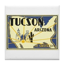 Arizona US Tile Coaster