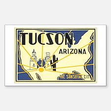 Arizona US Rectangle Decal