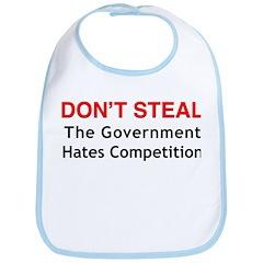 Don't Steal Bib