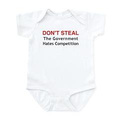 Don't Steal Infant Bodysuit