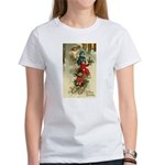 Christmas Sledding Women's T-Shirt