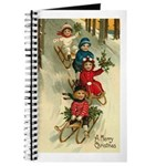 Christmas Sledding Journal