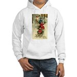 Christmas Sledding Hooded Sweatshirt