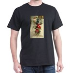 Christmas Sledding Dark T-Shirt