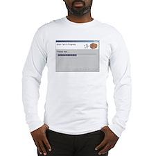 Brain Fart Long Sleeve T-Shirt