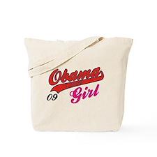 obama girl 09 Tote Bag