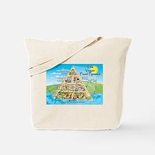 Cool Health nut Tote Bag