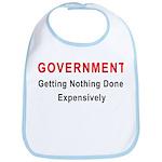 Expensive Government Bib