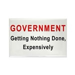 Expensive Government Rectangle Magnet