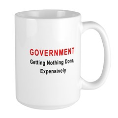 Expensive Government Mug