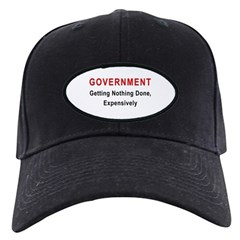 Expensive Government Baseball Hat