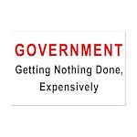 Expensive Government Mini Poster Print