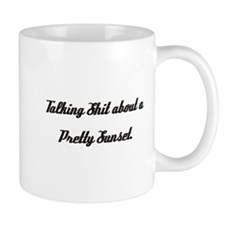 Talking Shit... Mug