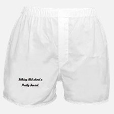 Talking Shit... Boxer Shorts
