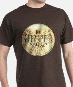 Alexander Technique Intelligent Motion T-Shirt