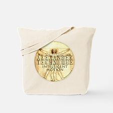Alexander Technique Intelligent Motion Tote Bag