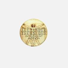 Alexander Technique Intelligent Motion Mini Button