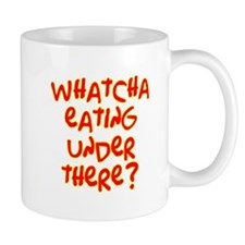 under where? /red Mug