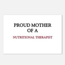 Proud Mother Of A NUTRITIONAL THERAPIST Postcards