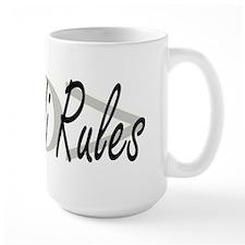 rambaldi rules Mugs