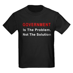 Government is the problem T