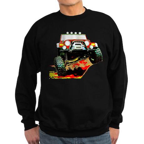 Winter Skiing Sweatshirt (dark)