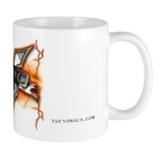Album Art Orange Mug