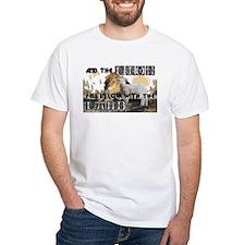 Twilight Movie Lion Lamb Shirt