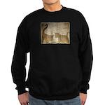 Shadow Kittens Sweatshirt (dark)