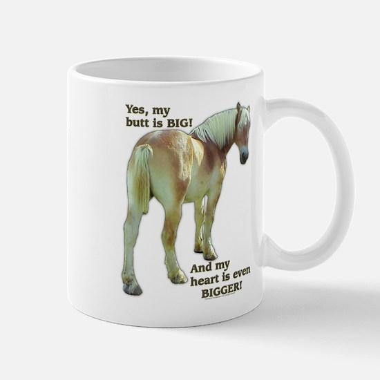 Big Butt Belgian Mug