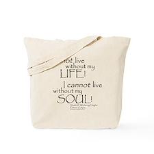 Heathcliff Tote Bag