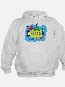 Submarine 3rd Birthday Hoodie