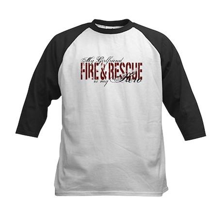 Girlfriend My Hero - Fire & Rescue Kids Baseball J
