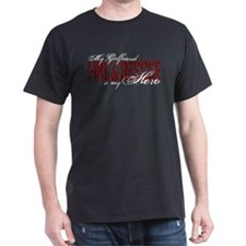 Girlfriend My Hero - Fire & Rescue T-Shirt