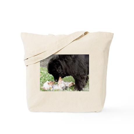 Park Friends Tote Bag