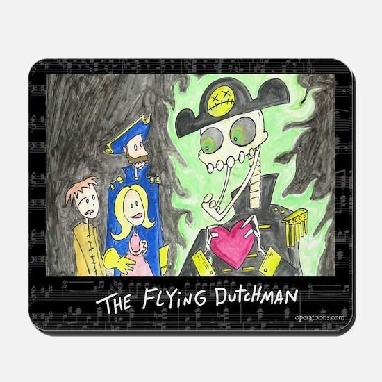 The Flying Dutchman Mousepad