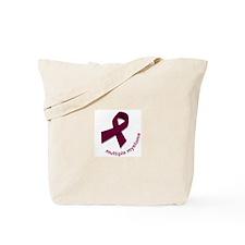 Multiple Myeloma Tote Bag