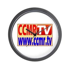 CCMR TV Wall Clock